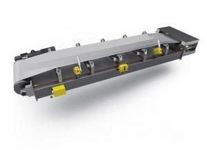 Interruptores de emergência de corda e interruptores de limite antiderrapantes instalados na correia transportadora, KINEXTEC